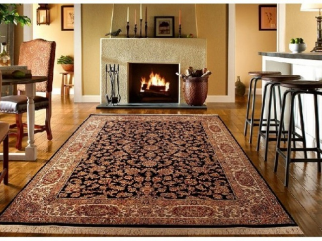 روش تشخیص فرش ماشینی اصل