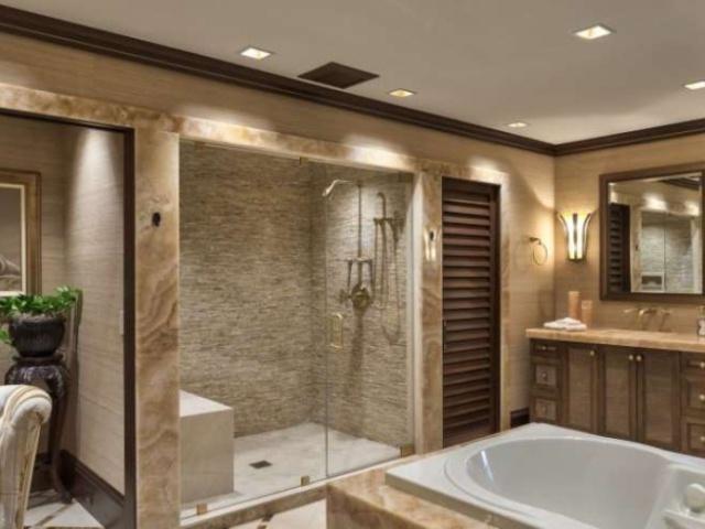 چگونه یک حمام گرم و دل نشین طراحی کنیم؟