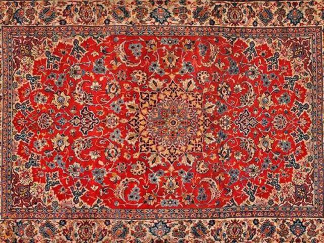 فرش ایرانی نگینی بر هنر ایران زمین