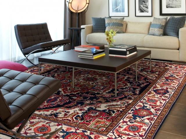 نحوه نگهداری از فرش دستباف چگونه است؟