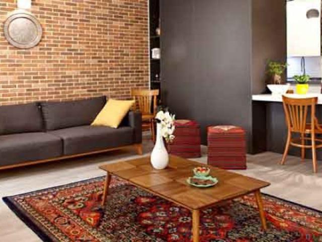 فرش و دکوراسیون در طراحی دکوراسیون داخلی