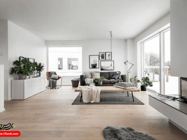 ۲۰ مثال از اتاق های خواب های سفید و روشن ( بخش دوم )