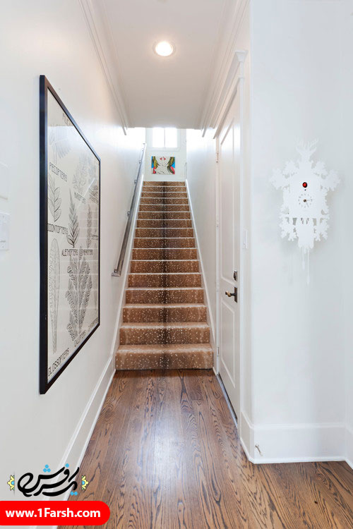 91 transitional staircase